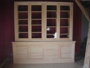Fabrication meuble sur mesure